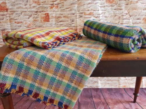Recycled Woolen Blankets £5 each