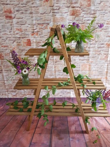 Rustic Display Stand £15