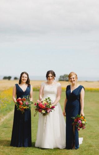 Wedding Flowers Scotland Summer