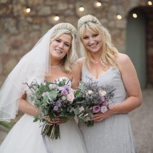 Bridal Bouquet Rustic Fife