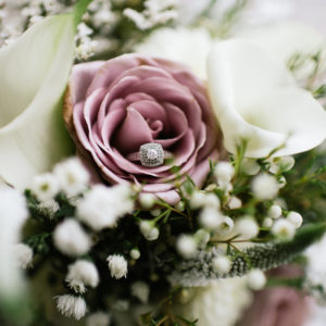 Gypsophila Bridal Bouquet