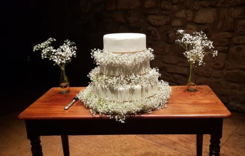 Hire Props Wedding Scotland Antique Display Table