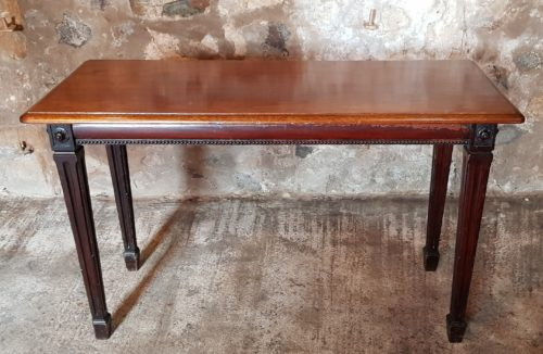 Antique Display or Signing Table