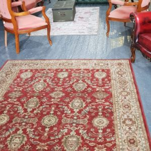 Large Persian Style Rug £30 to hire
