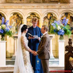 Wedding Ceremony Flowers St Andrews, Fife
