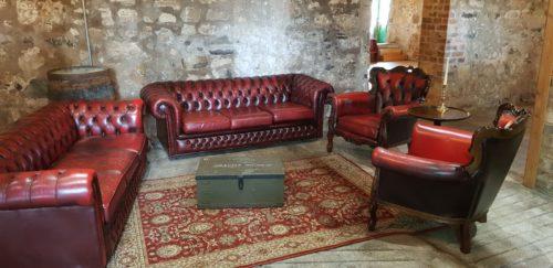 Vintage Furniture Hire Wedding Hire Scotland