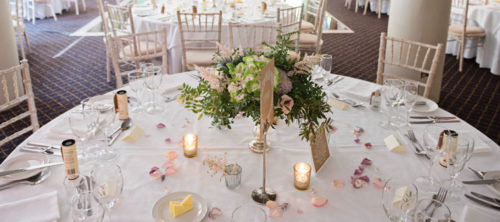 Mercury Glass Votives to hire wedding prop Scotland