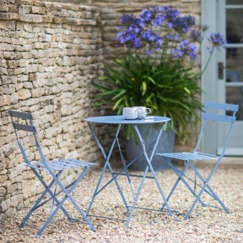 bistro seating to hire scotland