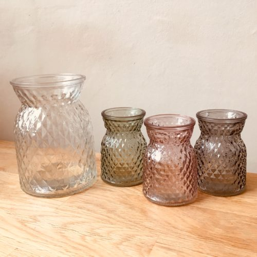 Selection of vases/jars