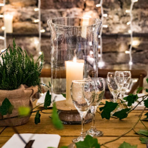 Wooden Trestle Table Hire Scotland Wedding Hire