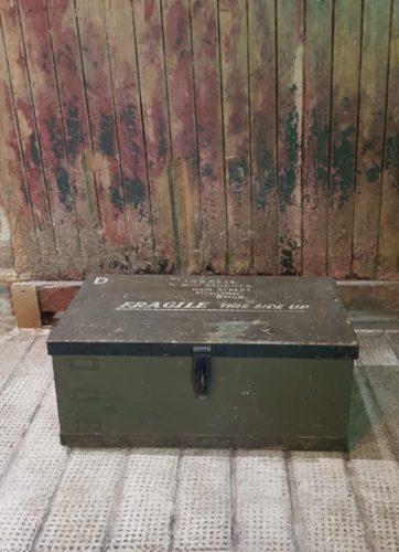 Vintage Trunk Coffee Table